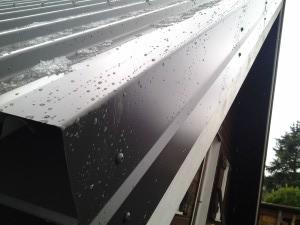 Couverture bac acier